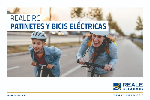 Reale lanza un seguro para Vehículos de Movilidad Personal