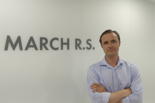 Miguel Falcones es el nuevo director de mercados de March Risk Solutions