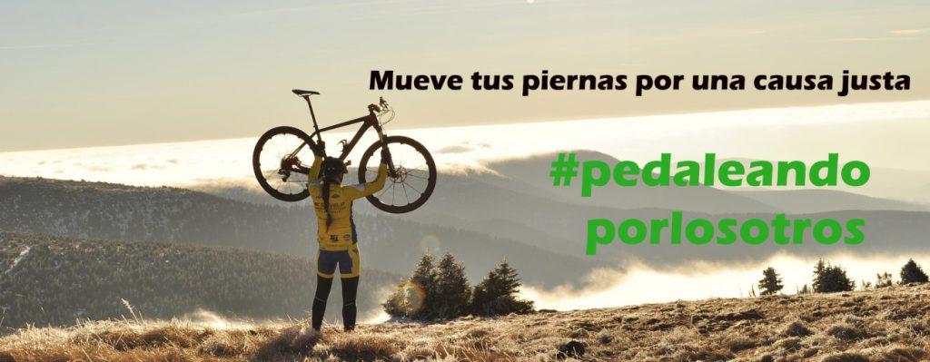 #pedaleandoporlosotros