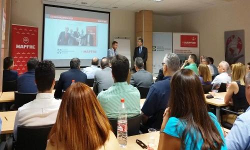 Mapfre celebra su XVI Foro de Encuentros Sectoriales con los mediadores de Granada