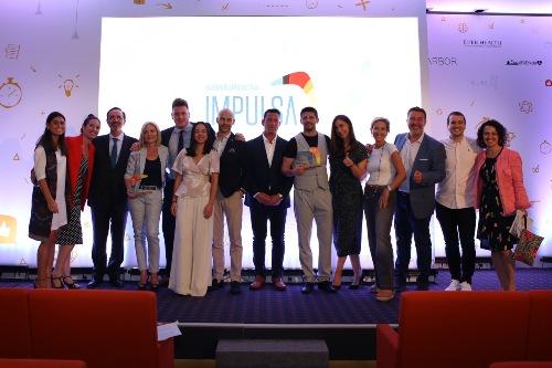 Santalucía Impulsa entrega sus premios a la innovación
