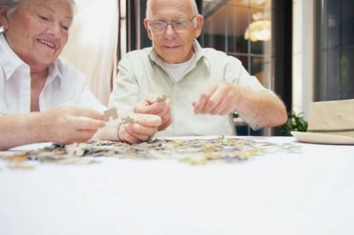 Las estancias temporales en residencias de mayores mejoran la socialización