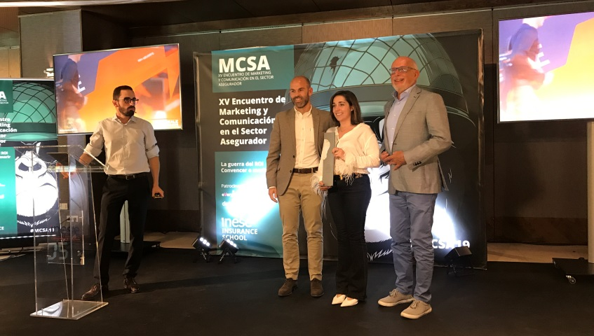 Premios #MCSA19 noticias de seguros