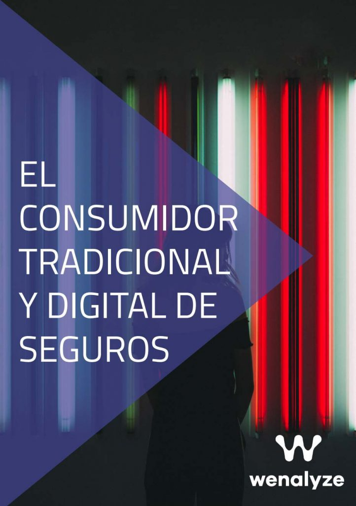 consumidor digital Wenalyze noticias de seguros
