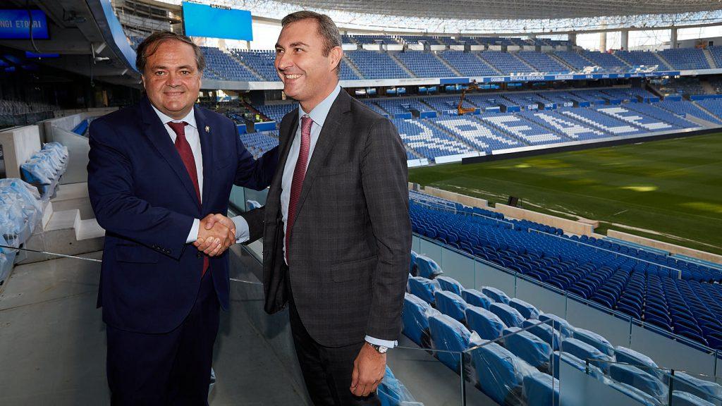 Reale Arena Real Sociedad