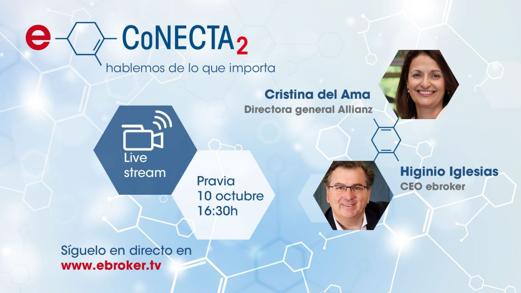 ebroker Conecta2 noticias de seguros