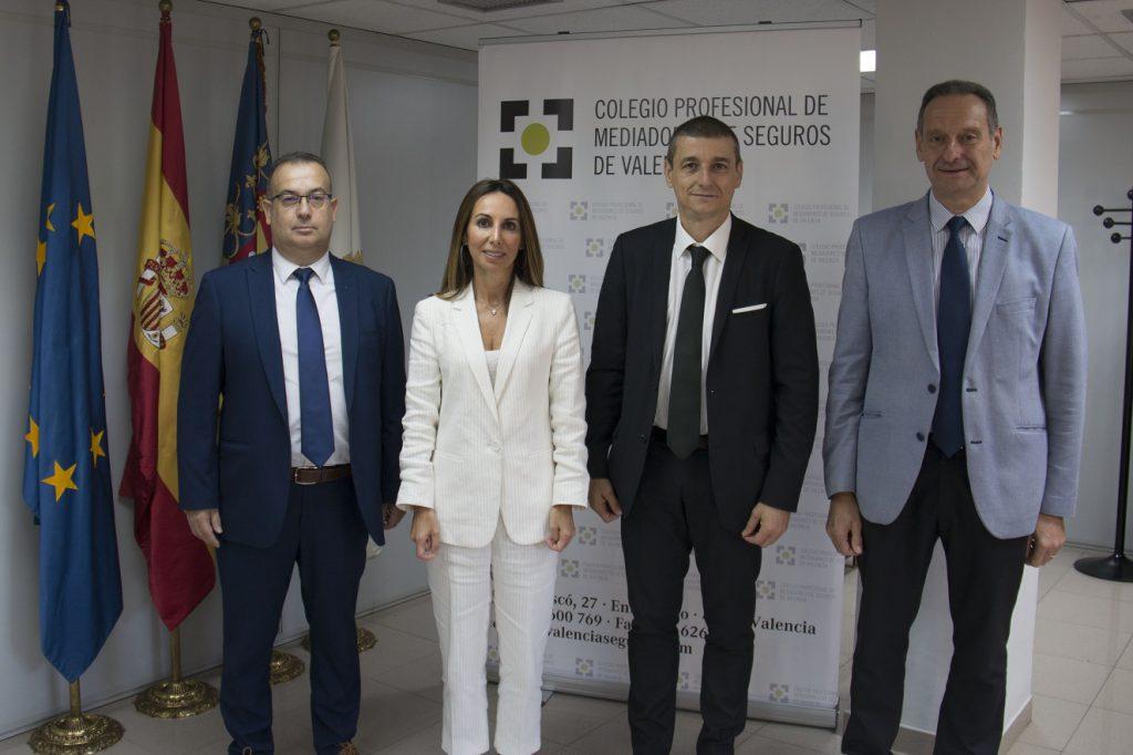 antalucía Vda y Pensiones Colegio de Valencia noticias de seguros