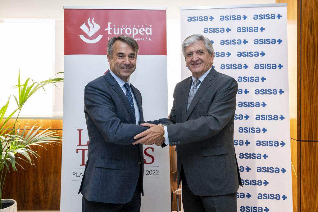 Asociación Europea Asisa seguros de salud noticias de seguros