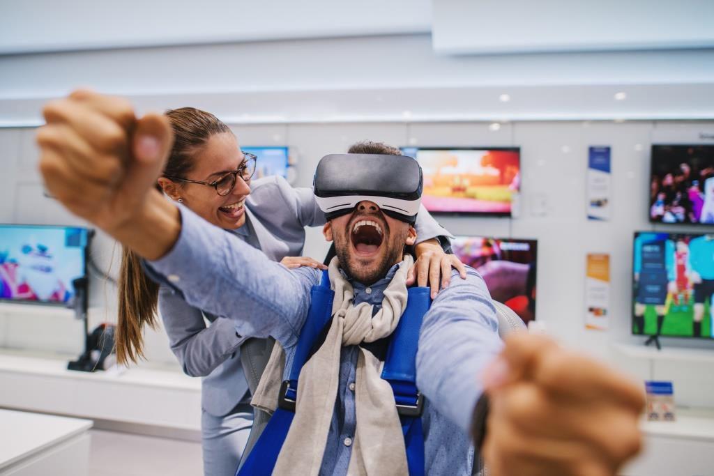 realidad virtual experiencia de cliente noticias de seguros