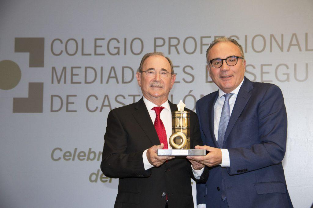 Colegio de Castellón, Premio Rotllo, noticias de seguros, Zurich