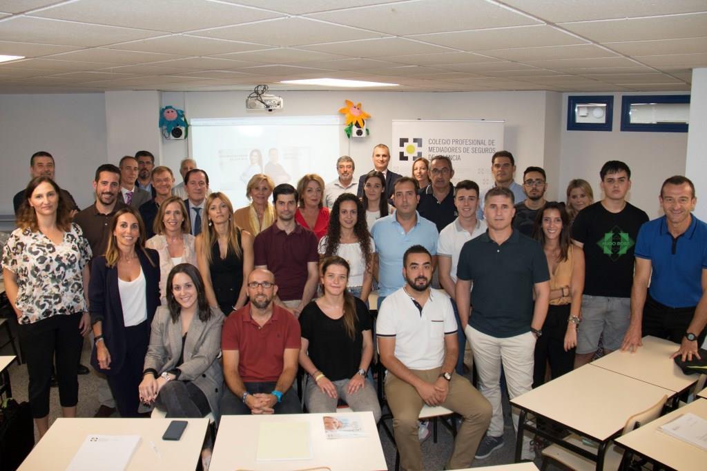 Colegio de Valencia noticias de seguros