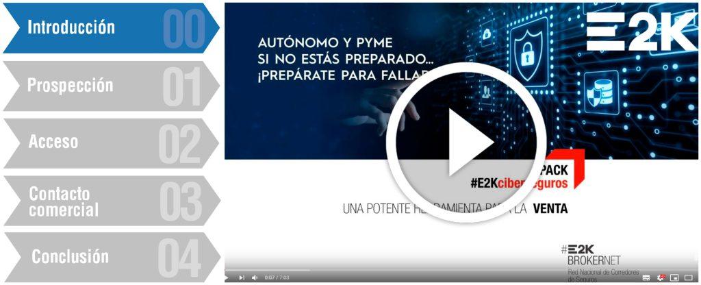 E2K, formación, ciber noticias de seguros