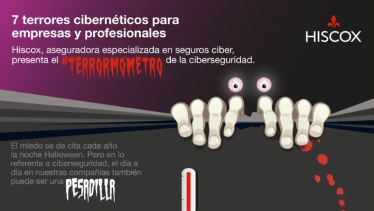 Hiscox Halloween ciberriesgos noticias de seguros
