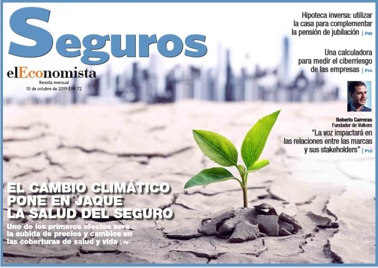 cambio climático noticias de seguros