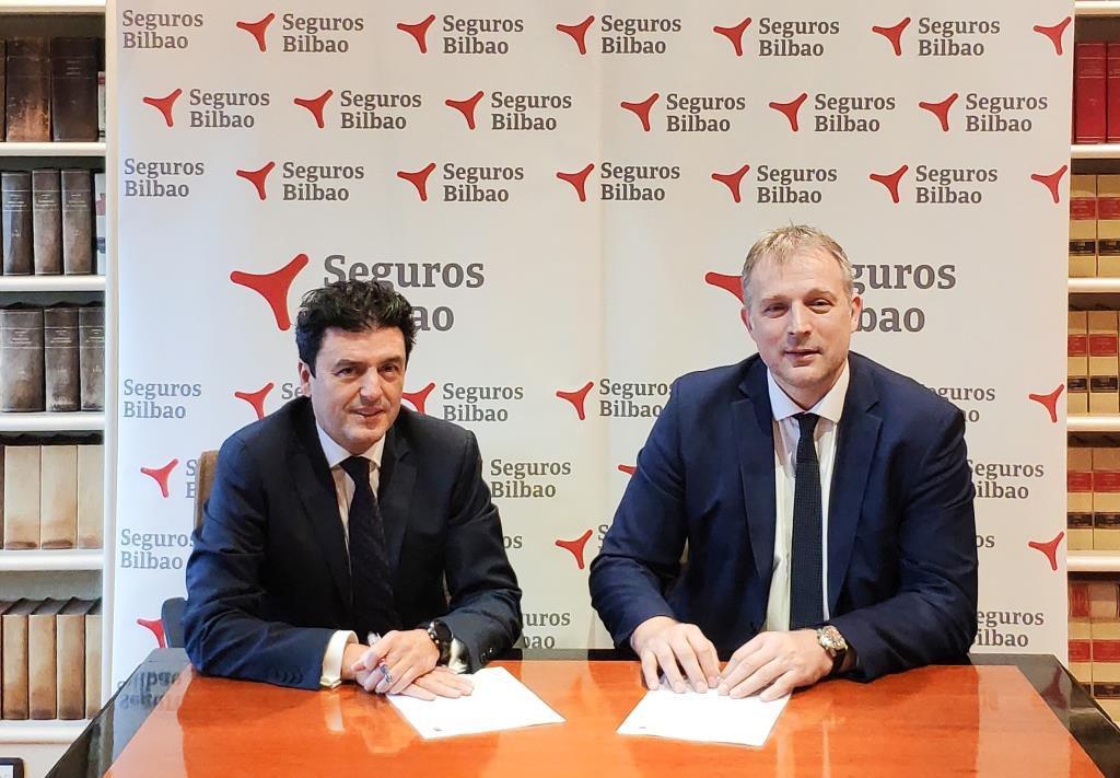 Seguros Bilbao renueva con el Bilbao Basket noticias de seguros