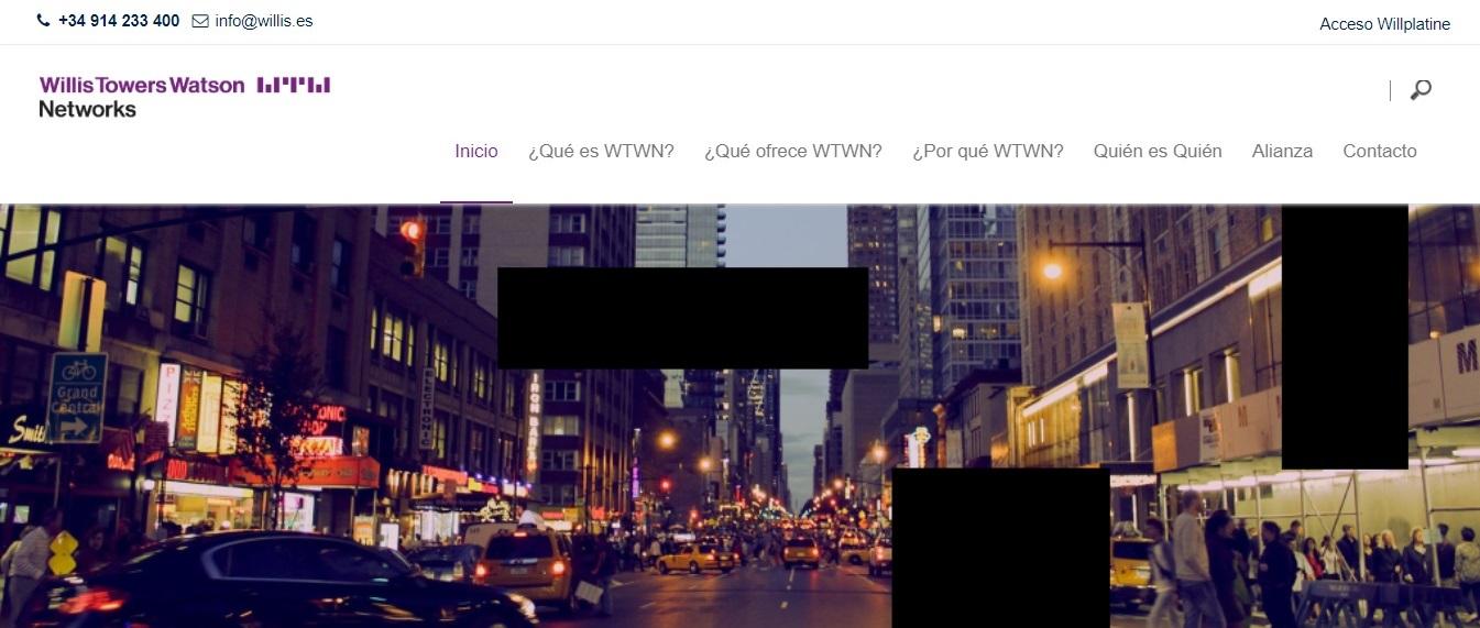 Willis Towers Watson Networks noticias de seguros