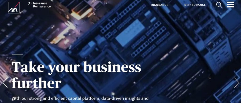 AXA XL Cube innovación noticias de seguros