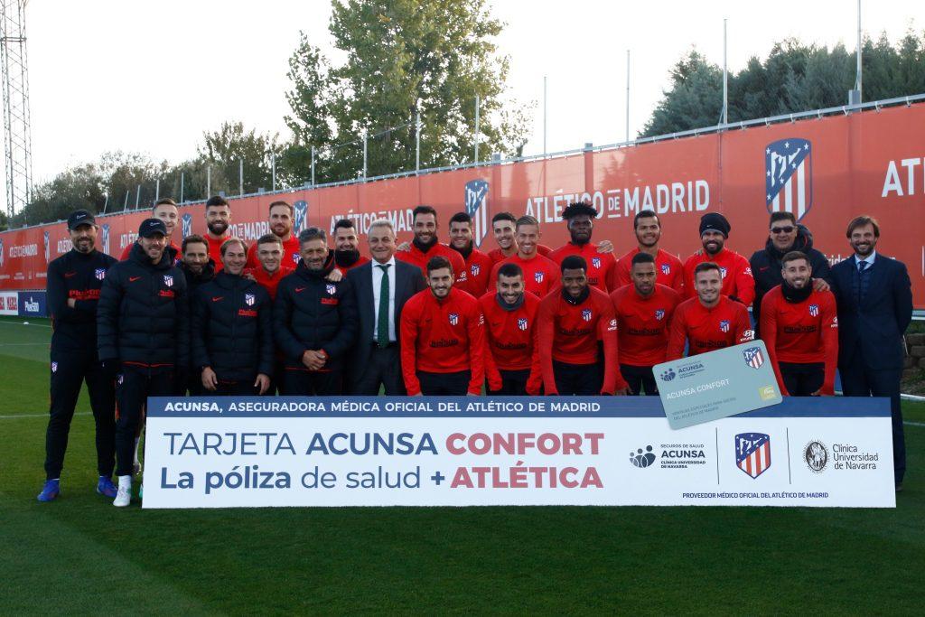 ACUNSA Atlético de Madrid noticias de seguros nov 19