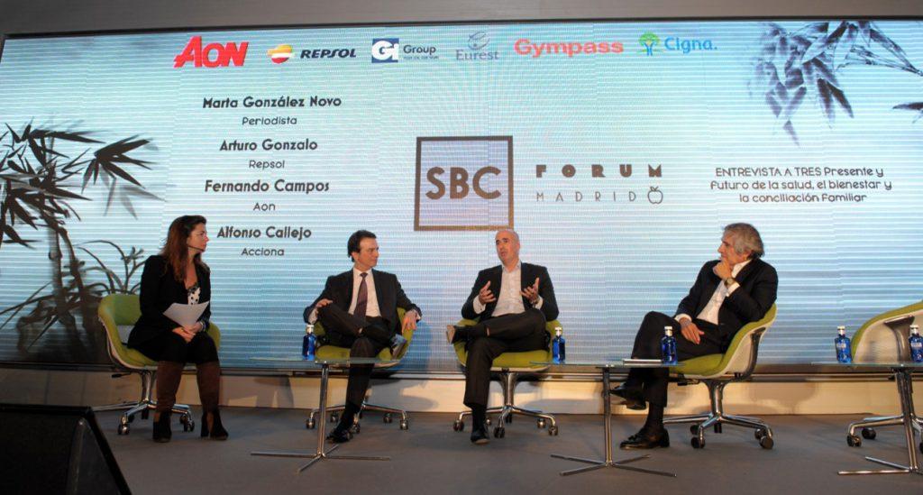 Aon SBC Forum noticias de seguros