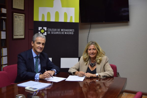Colegio Madrid acuerdo Asisa noticias de seguros