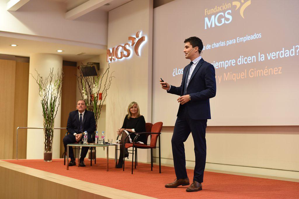 Fundación MGS formación noticias de seguros