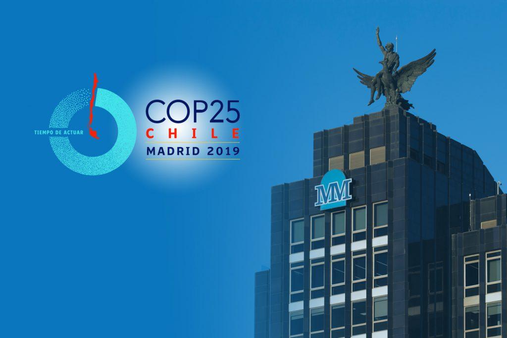 Mutua Madrileña COP 25 noticias de seguros