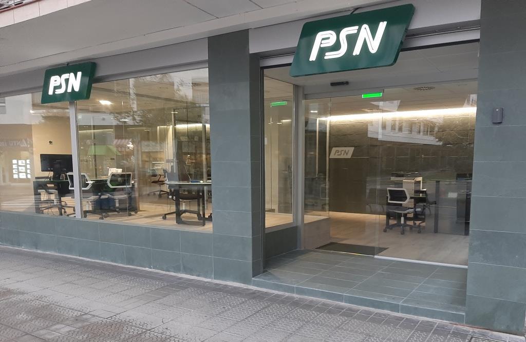 PSN nuevas oficinas noticias de seguros