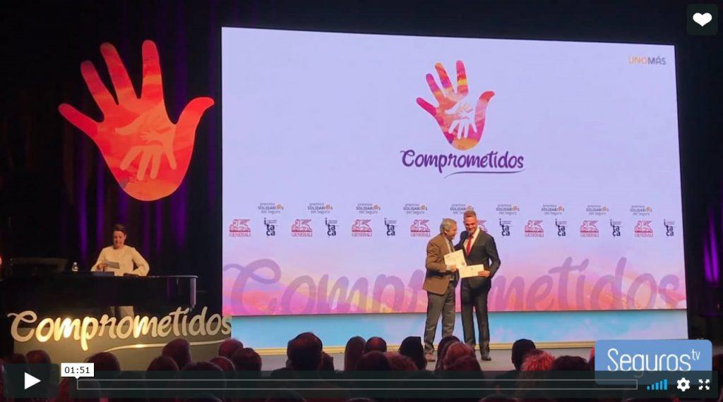 Premios Solidarios del seguro noticias de seguros