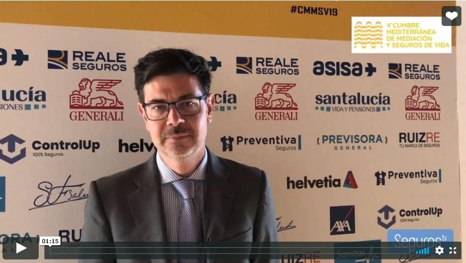 Raúl Casado #CMMSV noticias de seguros
