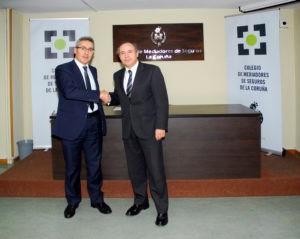 Colegio La Coruña FIATC noticias de seguros