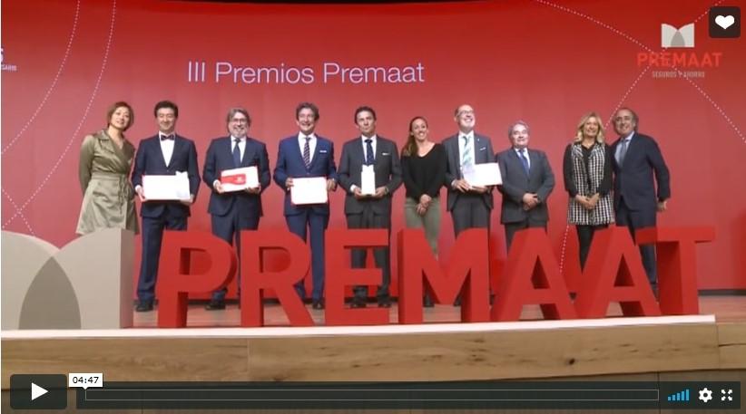 III Premios Premaat noticias de seguros