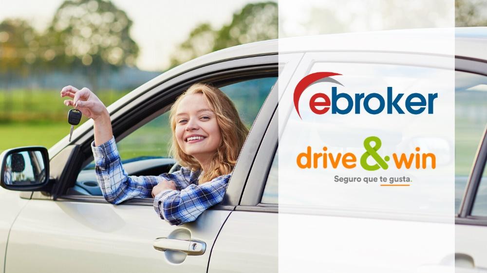 ebroker drive&win noticias de seguros