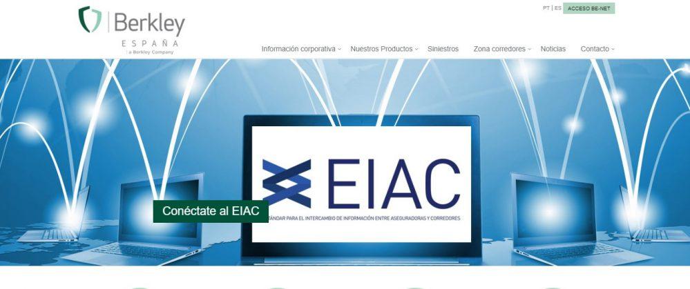 Berkley EIAC noticias de seguros