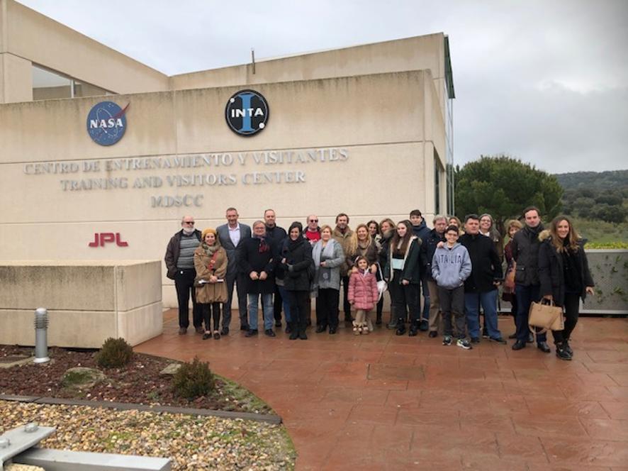CAi visita la NASA noticias de seguros