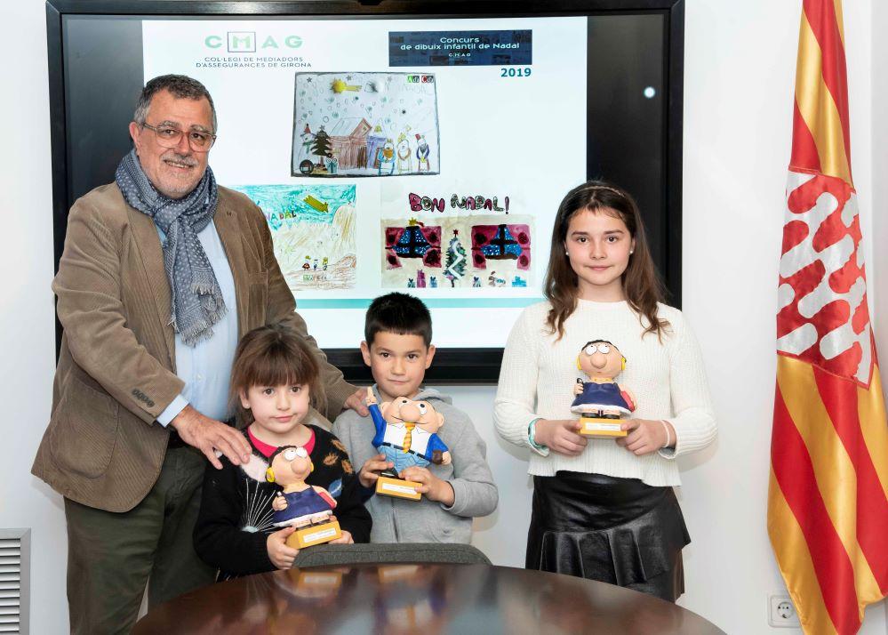 Colegio de Gerona concurso noticias de seguros