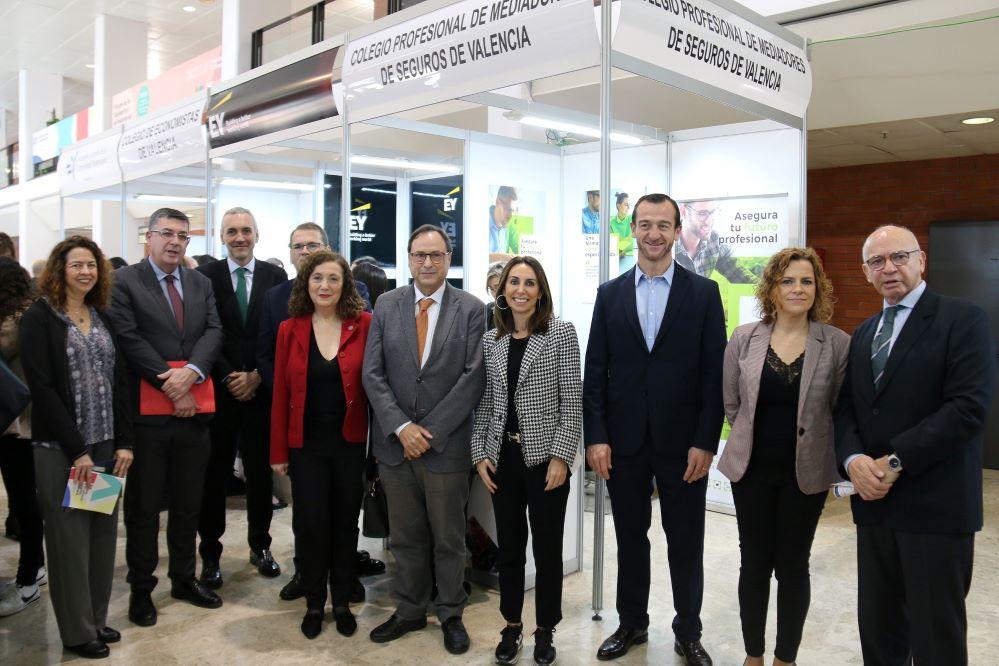 Colegio de Valencia foro de empleo noticias de seguros