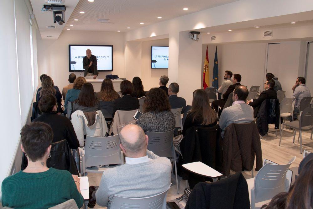 Colegio de Valencia responsabilidad civil noticias de seguros