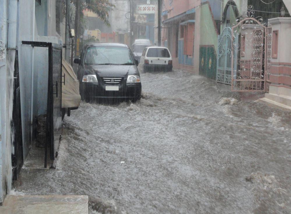 Consejo General inundaciones noticia de seguros