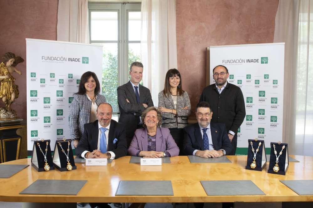 Fundación Inade Premios Galicia Segura noticias de seguros