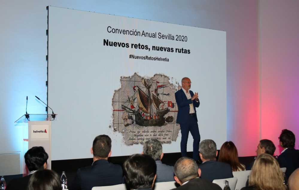 Helvetia Seguros Convención Anual noticias de seguros