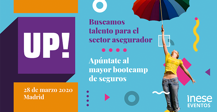 UP! Bootcamp talento Inese noticias de seguros