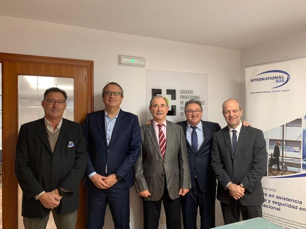 International SOS Colegio de Castellón noticias de seguros