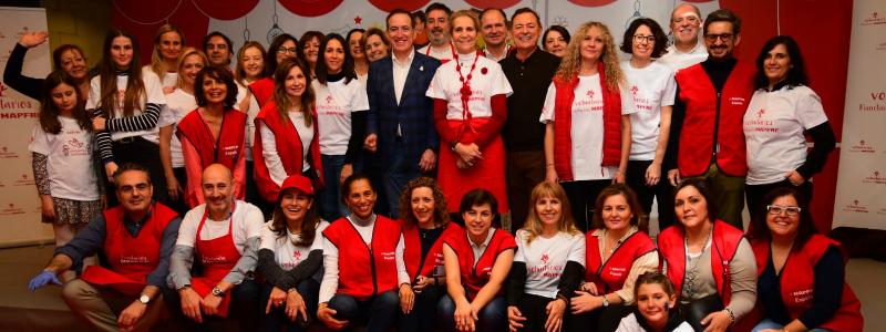 Fundación Mapfre Mercadillo Solidario noticias de seguros