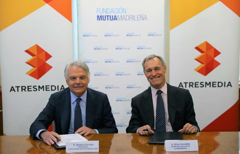 Mutua Madrileña y Antena 3 contra el maltrato noticias de seguros