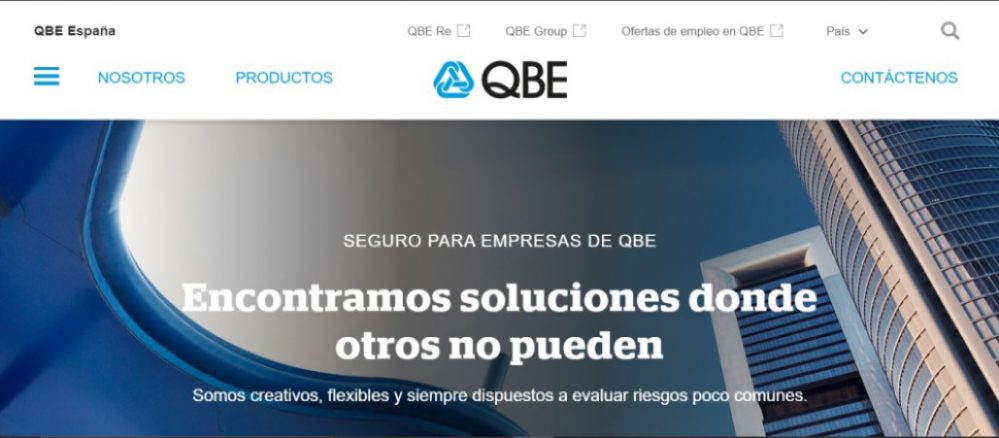 QBE noticias de seguros