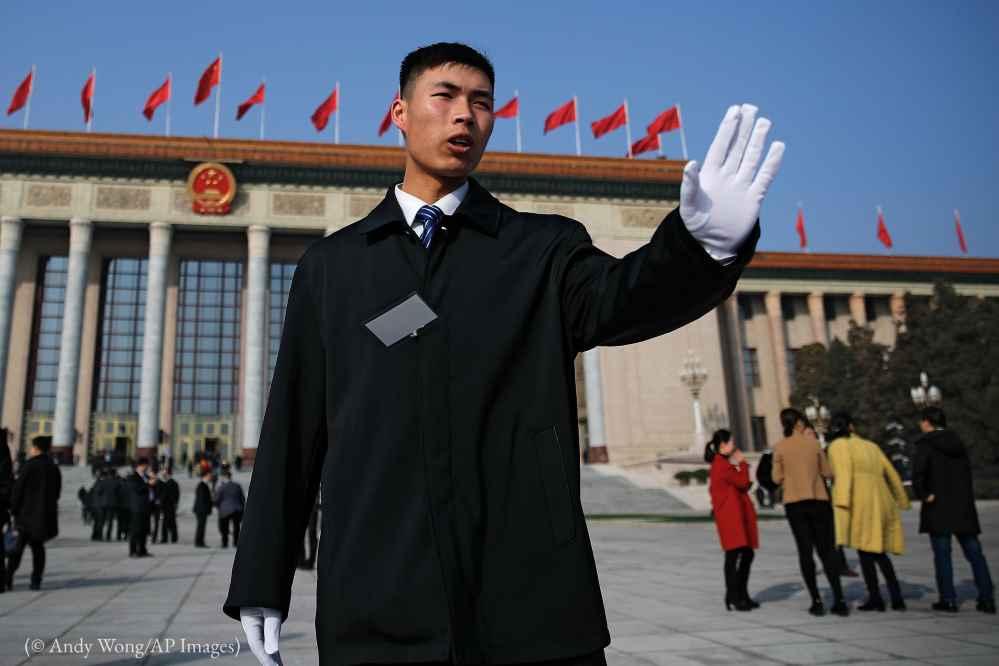 China libertad de prensa noticias de seguros
