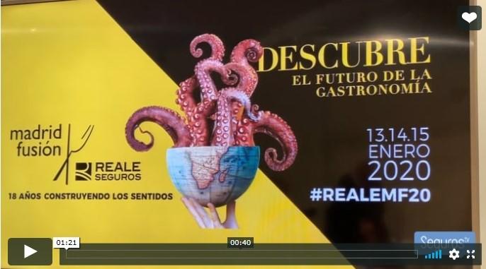 Reale Seguros Madrid Fusión 2020 noticias de seguros