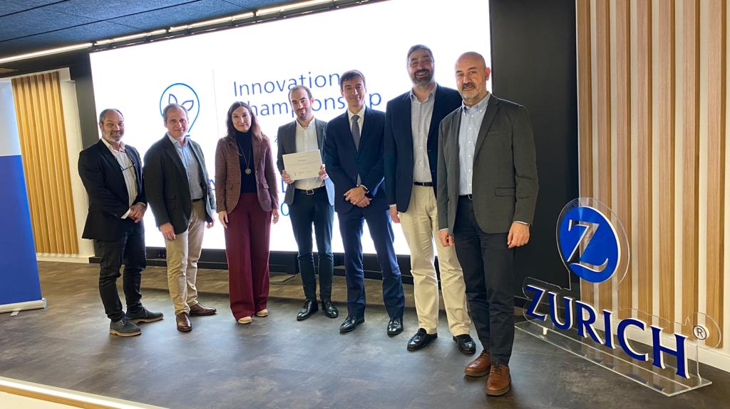 Wenalyze Zurich Innovation CHampionship noticias de seguros
