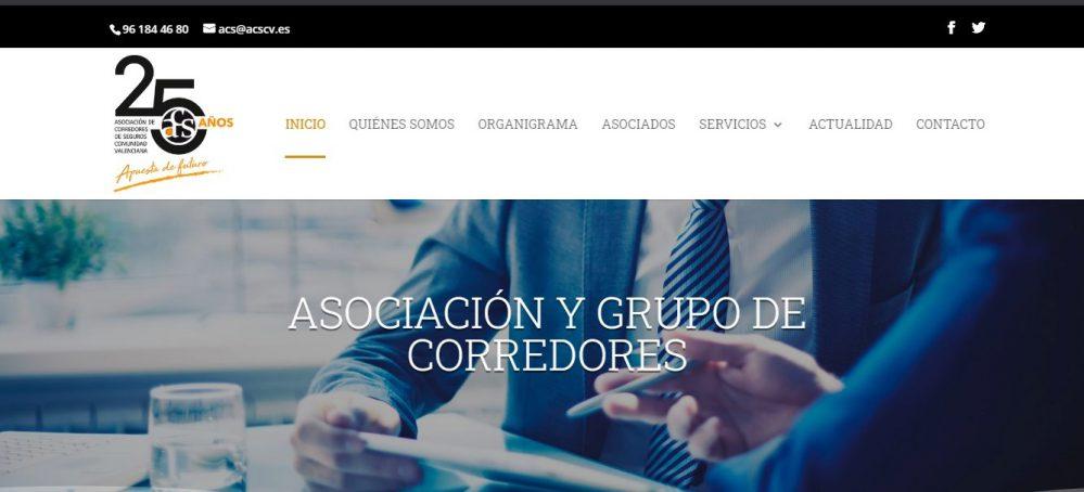 ACS-CV noticias de seguros