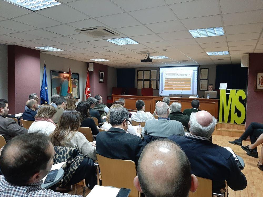 Colegio de Madrid formación IDD noticias de seguros